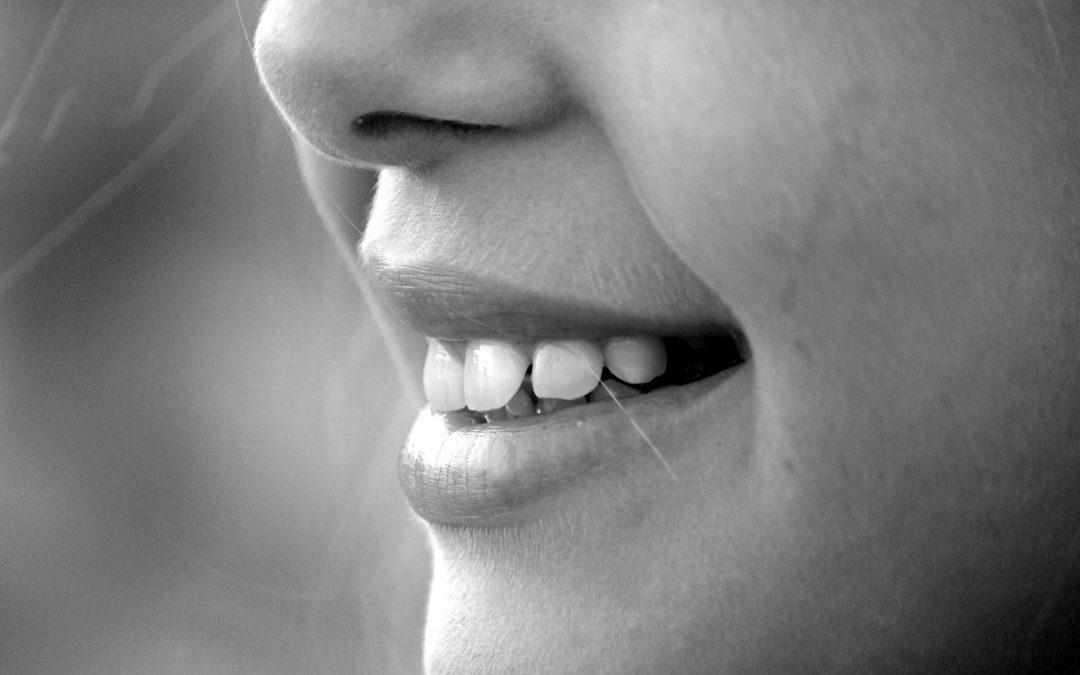 Tanden glimlach